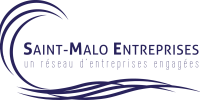 logo saint-malo entreprises