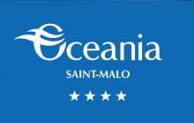Logo de Hôtel oceania saint malo